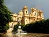 Kathedrale nach dem Regen