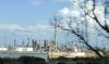 Ölraffinerie bei Augusta