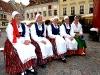 Folklore auf dem Rathausplatz