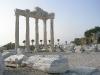 Reste des Apollo - Tempels