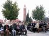 Nachmittags vor der Yivli-Moschee