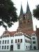 Stendal : Rathaus mit Marienkirche
