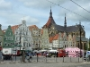 Neuer Marktplatz mit Marienkirche