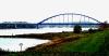 Brücke über die Elbe