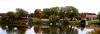 Gartower See, Badestrand und Yachthafen