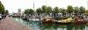 Am Hafen von Zierikzee
