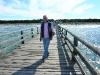 Auf der Seebrücke Prerow